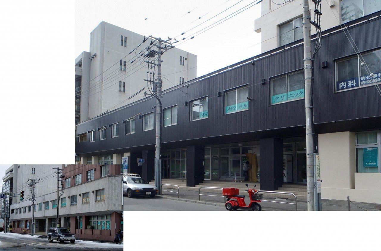 メディカルセンター光星ビル / 2012